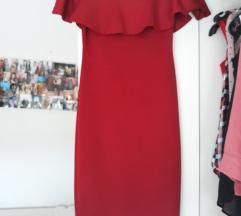 Laleto crvena haljina PT UKLJUČENA