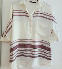 Zara boho košulja 36 (nova)