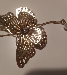 Ogrlica leptirić