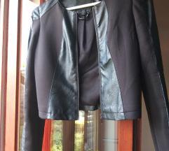 Amisu kožna jaknica