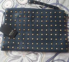 Tirkizna plava torbica