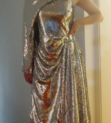Šljokičasta svečana haljina