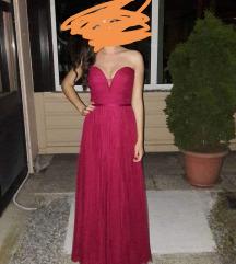 Iznajmljujem ili prodajem haljinu za maturalnu