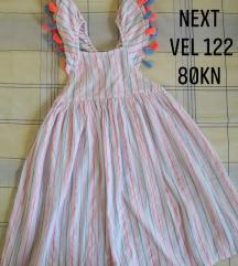 Next haljina vel 122