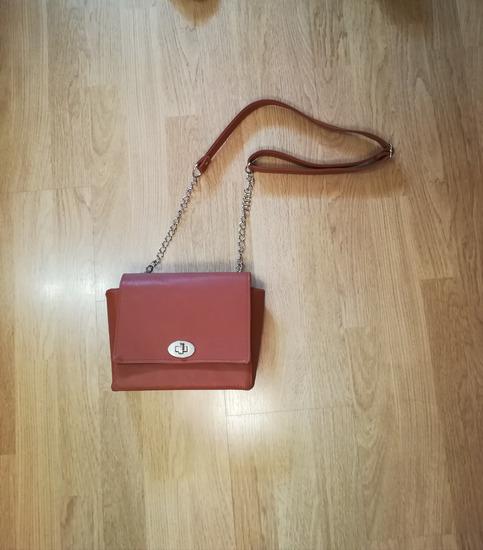 %% ILEA smeđa torbica - POPUST!!%%