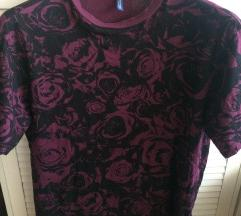 H&M bordno majica muska