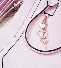 torba, nova - ledeno pink