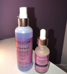 Revolution Skincare Superfruit Serum & Spritz Set