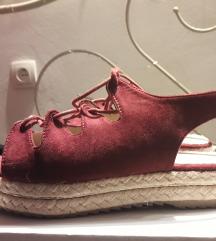 Bordo Sandale 38