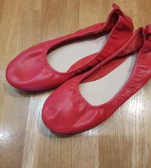 crvene balerinke vel 38