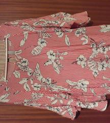 Cvijetna kosulja bluza