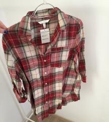 NOVO! H&M karirana košulja