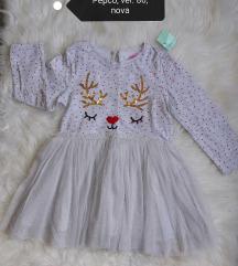 Nova božićna haljina