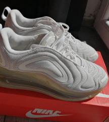 Nike air max 720 bijele