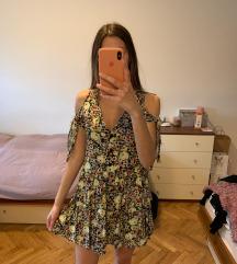Haljina s cvjetnim motivima - Zara
