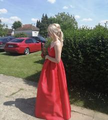 LUNA RED haljina