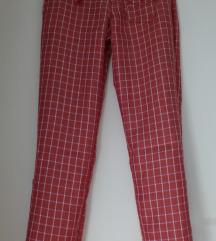 34 36 X-nation lanene ljetne hlače kao nove