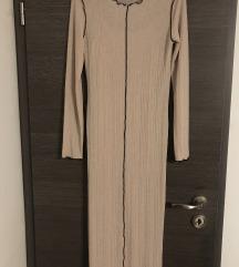 BERSHKA- uska haljina (S)