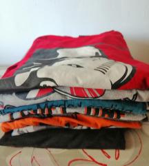 Lot majica dugih rukava za dječake