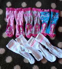 Nove čarape 23-26, par samo 3 kn ili poklanjam 🤗