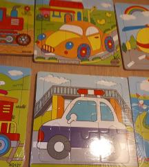 Nove puzzle - komad 9 kn