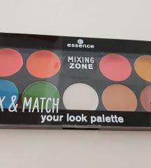 Paleta za šminkanje