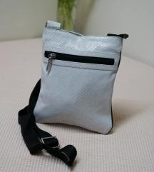 GALKO unisex torbica prava koža, uklj.Tisak
