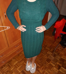 Pletena haljina