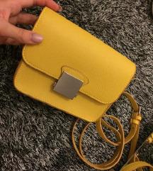 Zara torbica s dva remena