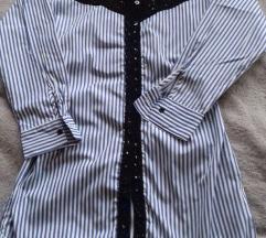 Zara košulja-haljina%%%