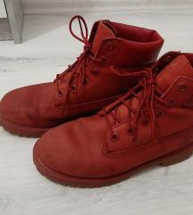Timberland original crvene