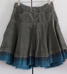 Esprit zanimljiva suknjica