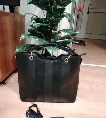 Nova veća crna torba