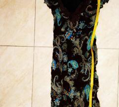 Zanimljiva ljetna haljina