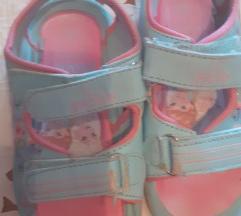 Lot sandala zs curke 26,27