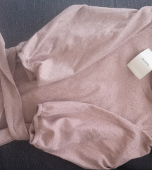 Midi haljina bershka