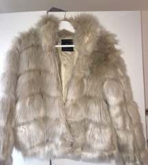 Krznena bunda Zara