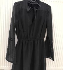 Crna haljina h&m