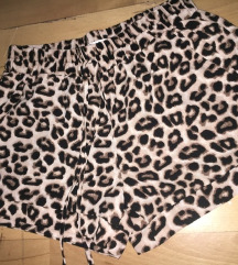Leopard kratke hlacice
