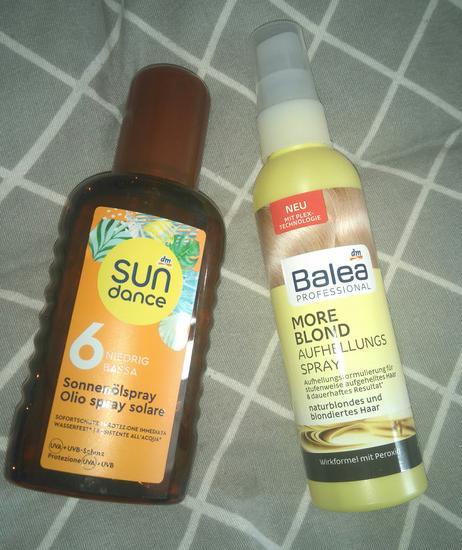 ❗%%❕Ulje za sunčanje + sprej za svijetljenje kose❗