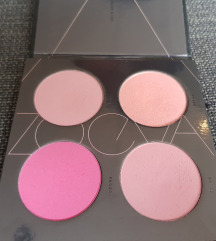 Zoeva Pink Blush Pallete
