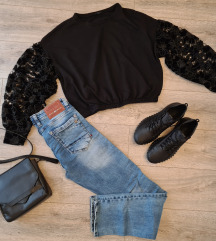 Zara sweater majica