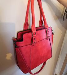 Crvena torba s pt