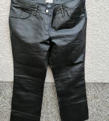 Kožne hlače vel 42/44