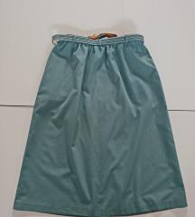Lagana suknja sa remenom br.36