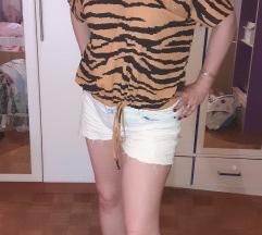 Reserved animal print bluza