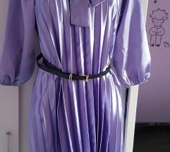 Novo!divna satenska haljina