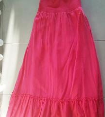 Boho Maxi haljina