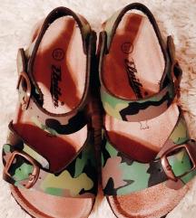 Elviton dječje sandale