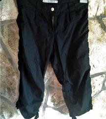 Crne basic hlače